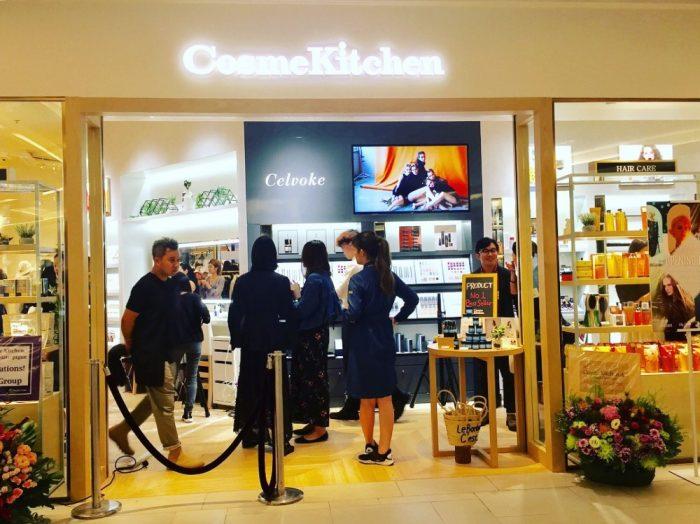 Cosme Kitchen mirama Hong Kong LEI