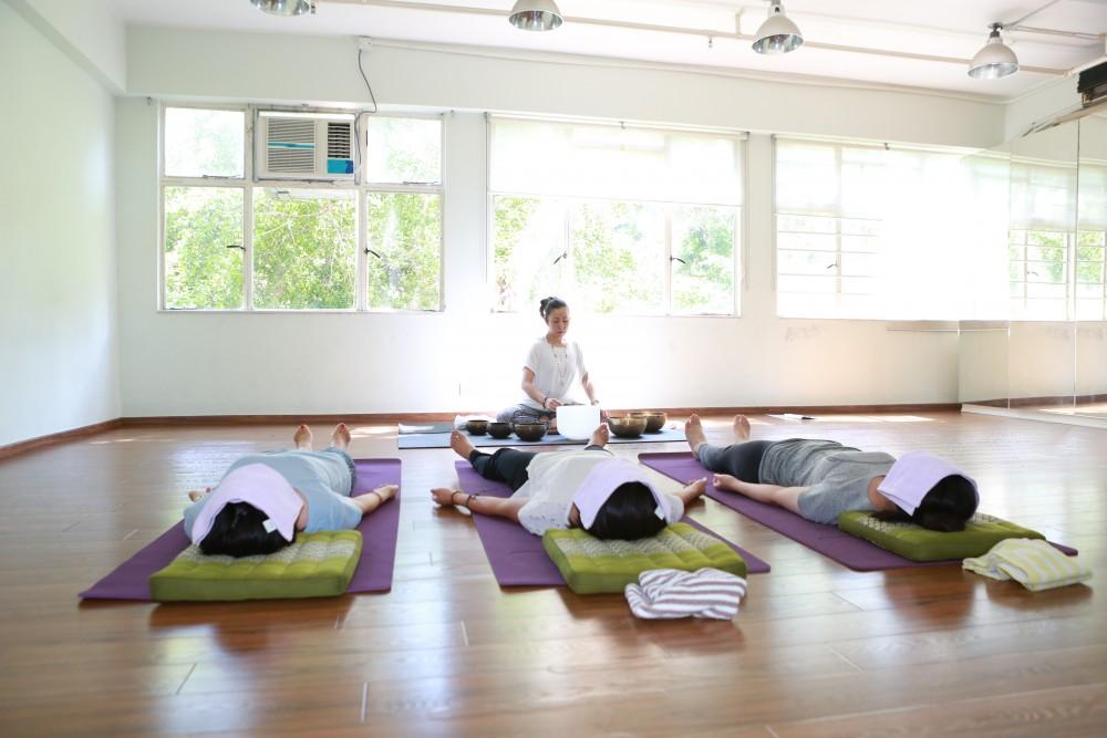 yoga mindfullness