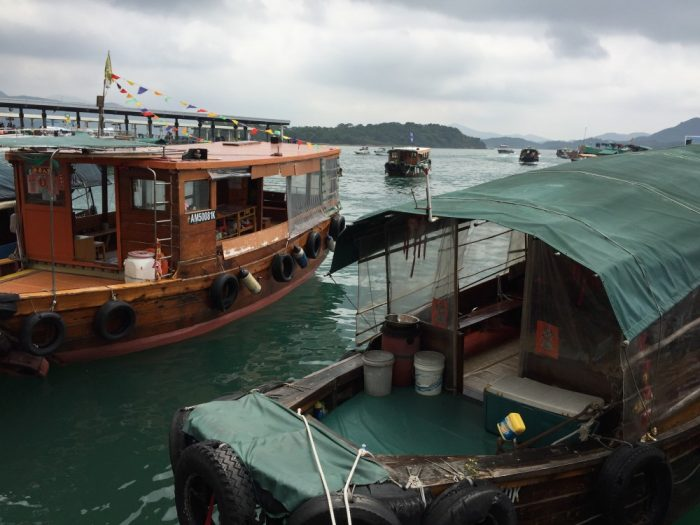 サイクン 西貢 観光 船