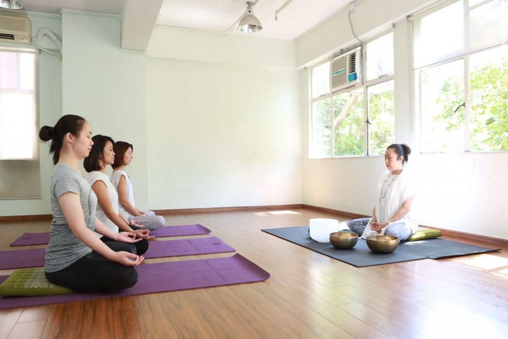yoga hong kong